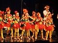 Little samba girls at Império do Papagaio 30th anniversary show 3.jpg