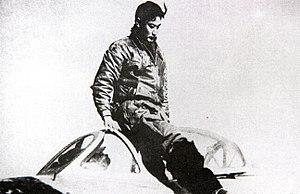 Liu Yudi - Liu was sitting on the bomber during the Korean War.
