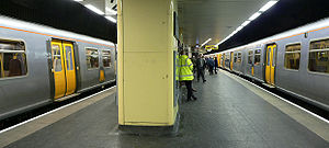 Liverpool Central - Northern Line - Platforms 1 and 2 - 02