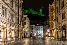 Ljubljana stritarjeva ulica