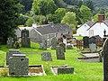 Llawddog, Eglwys Sant Llawddog Church, Cenarth, Carmarthenshire, Cymru Wales z14.jpg