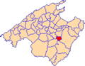 Localització de Vilafranca de Bonany.png