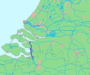 Scheldt–Rhine Canal - The Scheldt-Rhine canal