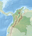 Locator map of El Banco in Colombia.png