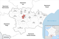 Locator map of Kanton Carcassonne-3 2019.png
