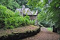 Lodge in Hinkley Wood - Ilam - geograph.org.uk - 1458055.jpg