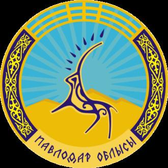 Pavlodar Region - Image: Logo Pavlodar region