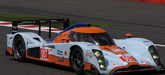 2009 Le Mans Series - Jan Charouz, Tomáš Enge and Stefan Mücke won the LMP1 class title for Aston Martin Racing.