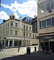 London, Woolwich-Centre, Powis St-Barnard Close.jpg