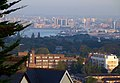 London, view from Shooters Hill, Woolwich Common & Docklands01.jpg