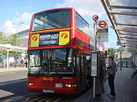 London Buses route 607 - Wikipedia