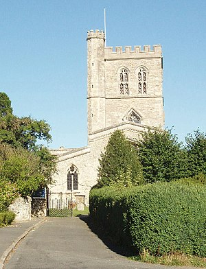 Long Crendon - Image: Long Crendon Church(David Hawgood)Aug 2005
