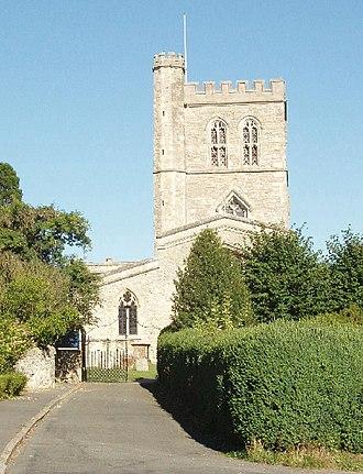Long Crendon - Image: Long Crendon Church(David Hawgood)Aug 2005