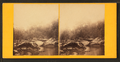Looking down the stream from above the dam on Rock Creek, from Robert N. Dennis collection of stereoscopic views.png