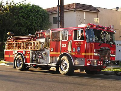 Los Angeles County Fire Department - Wikiwand