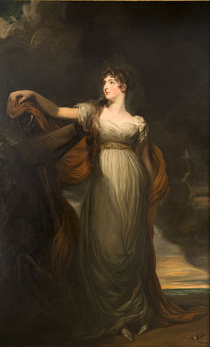 La Salle University Art Museum - Image: Louisa as Hope by Thomas Lawrence