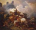 Loutherbourg-Richard Coeur de Lion à la bataille de Saint-Jean d'Acre.jpg