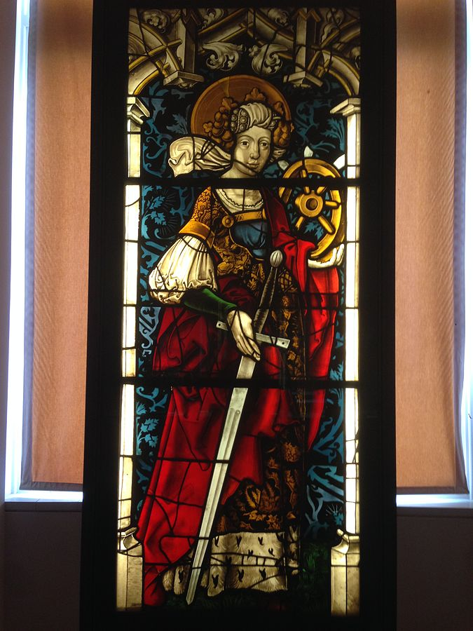 Ste-Catherine-d'Alexandrie
