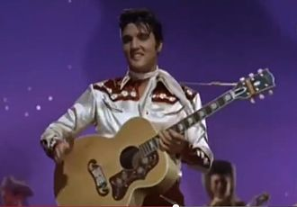 Loving You (1957 film) - Presley performs (Let Me Be Your) Teddy Bear.
