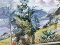 Lovis Corinth Walchensee, Blick auf den Wetterstein 1921.jpg