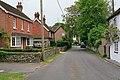 Lower end of the High Street, Meonstoke - geograph.org.uk - 426953.jpg