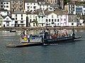 Lower vehicle ferry, Kingswear - geograph.org.uk - 804665.jpg