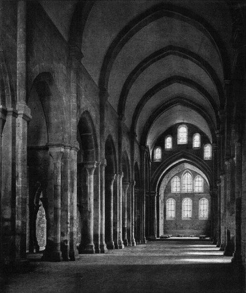 L abbaye de fontenay et l architecture cistercienne 3 for Architecture interieur pdf