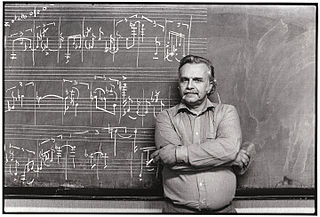 Lucien Goethals Belgian composer