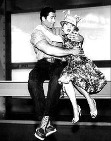 Lucille Ball Clint Walker The Lucy Show 1965.JPG