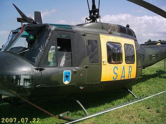Air Transport Wing 61 - Bell UH-1D of Air Transport Wing 61