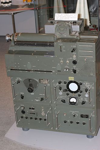 Luna 3 - Luna 3 phototelegraph system at Tsiolkovsky State Museum of the History of Cosmonautics