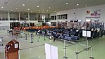 Lungi International Airport Gate Area.jpg