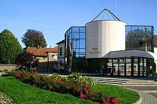Культурный центр Франсуа Миттеррана