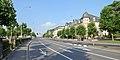 Luxembourg-ville bvd de la Foire vers rond-point Robert-Schuman.jpg