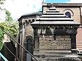 Lyon 1er - Église du Bon Pasteur, tourelle nord-ouest.jpg