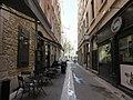 Lyon 2e - Rue David Girin direction rue Childebert (mars 2019).jpg