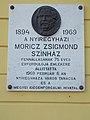 Móricz Zsigmond Színház, 75. évfordulós emléktábla 2017 Nyíregyháza.jpg