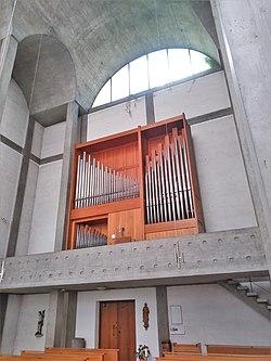 München-Isarvorstadt, Herz Jesu Klosterkirche (Rieger-Orgel) (5).jpg