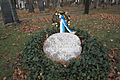 München-Maxvorstadt Alter Nördlicher Friedhof Wilhelm Bauer 610.jpg