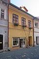 Městský dům (Úštěk), Vnitřní Město, Mírové náměstí 53.JPG