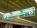 Můstek, nástupiště, orientační schéma linky (teploměr).jpg