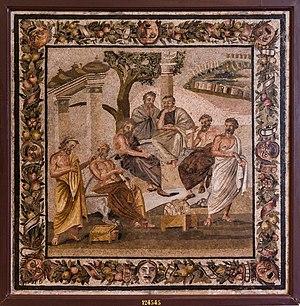 History of logic - Plato's academy