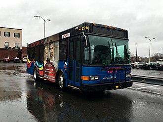 Middletown Area Transit - Image: MAT 2218