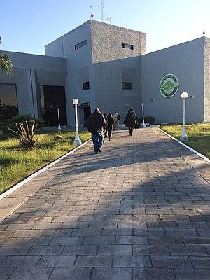 Ciudad Victoria International Airport - Image: MMCV5