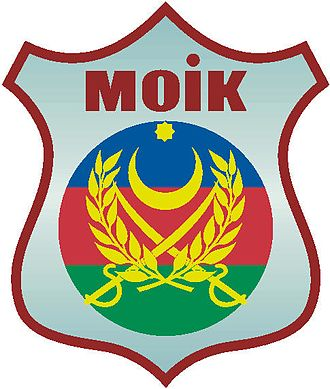 MOIK Baku - Image: MOİK (Bakı)