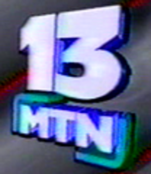 CHMI-DT - The original Manitoba Television Network, or MTN, logo was used from 1986-1995.