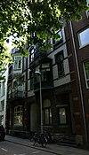 foto van Drie woonhuizen in Art Nouveau-stijl.