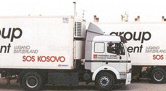 Behgjet Pacolli - Image: Mabetex trucks revised