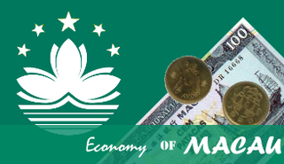 Macanese pataca currency of Macau