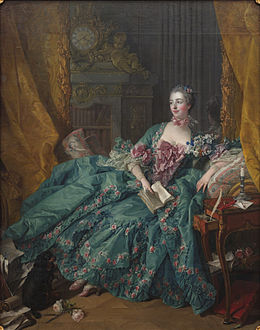 Image illustrative de l'article Madame de Pompadour